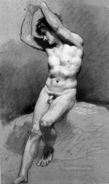 Pierre Paul Prud hon Painting - Prudhon26 Romantic Pierre Paul Prud hon