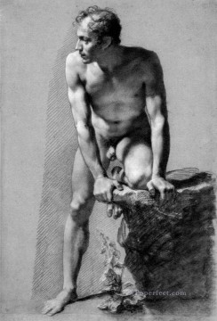 Pierre Paul Prud hon Painting - Prudhon28 Romantic Pierre Paul Prud hon