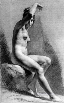 Pierre Paul Prud hon Painting - Prudhon4 Romantic Pierre Paul Prud hon