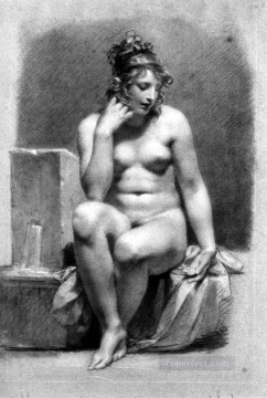 Pierre Paul Prud hon Painting - Prudhon7 Romantic Pierre Paul Prud hon