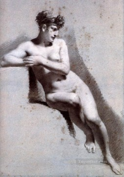 Pierre Paul Prud hon Painting - Prudhon9 Romantic Pierre Paul Prud hon