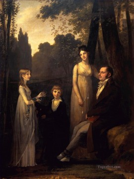 romantic romantism Painting - The Schimmelpenninck Family Romantic Pierre Paul Prud hon