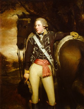 Scott Canvas - Captain Patrick Miller Scottish portrait painter Henry Raeburn
