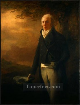Scott Canvas - David Anderson 1790 Scottish portrait painter Henry Raeburn