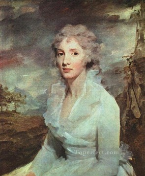 Scott Canvas - Miss Eleanor Urquhart Scottish portrait painter Henry Raeburn