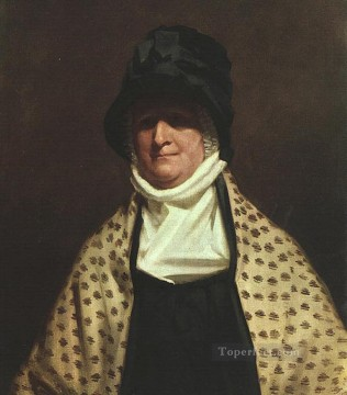 Scott Canvas - Mrs Colin Campbell of Park Scottish portrait painter Henry Raeburn