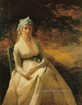 Henry Art Painting - Portrait of Mrs Andrew Scottish painter Henry Raeburn