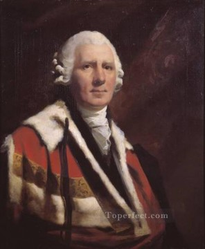 Henry Art Painting - The First Viscount Melville Scottish portrait painter Henry Raeburn