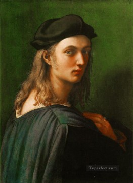 Portrait of Bindo Altoviti Renaissance master Raphael Oil Paintings