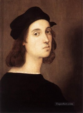 Self Portrait Renaissance master Raphael Oil Paintings