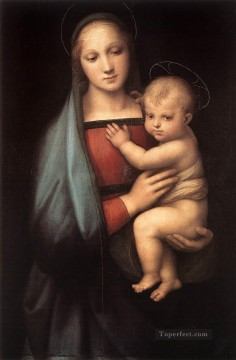 The Granduca Madonna Renaissance master Raphael Oil Paintings