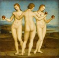 The Three Graces Renaissance master Raphael