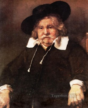 Elder portrait Rembrandt Oil Paintings