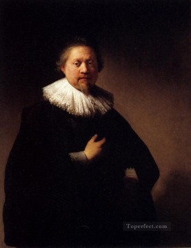 Portrait Of A Man Rembrandt Oil Paintings