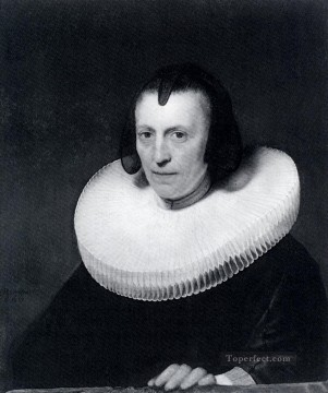 Portrait Of Alijdt Adriaensdr Rembrandt Oil Paintings