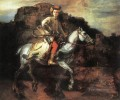 The Polish Rider Rembrandt
