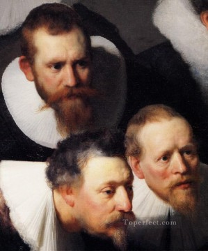 TulDet Rembrandt Oil Paintings