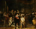 The Nightwatch Rembrandt van Rijn