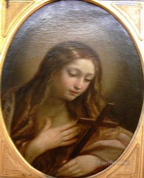 Baroque Canvas - Mary Magdalen Baroque Guido Reni
