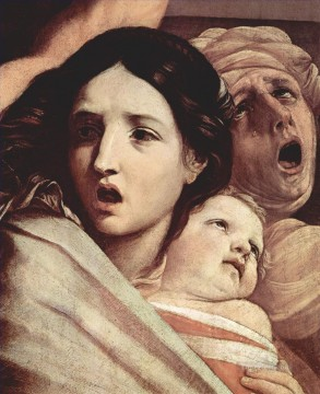 Baroque Canvas - Betlehemitischer Kindermord Baroque Guido Reni