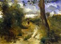 landscape between storms Pierre Auguste Renoir