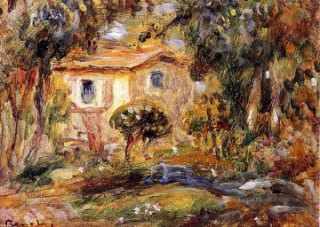 Landscape master Pierre Auguste Renoir Oil Paintings