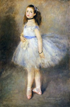 Pierre Auguste Renoir Painting - The Dancer master Pierre Auguste Renoir