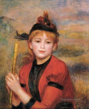 The Rambler master Pierre Auguste Renoir Oil Paintings