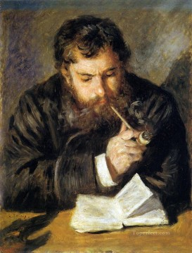 claude monet Pierre Auguste Renoir Oil Paintings
