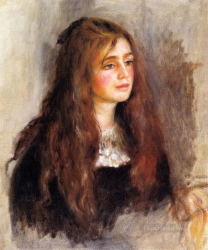 julie manet Pierre Auguste Renoir Oil Paintings