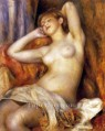 sleeping bather Pierre Auguste Renoir