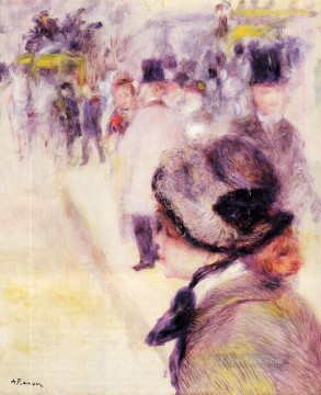place clichy Pierre Auguste Renoir Oil Paintings