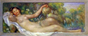 the spring Pierre Auguste Renoir Oil Paintings