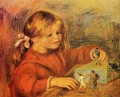 claude playing Pierre Auguste Renoir