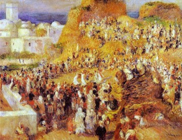 casbah Pierre Auguste Renoir Oil Paintings