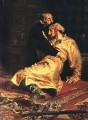 Ivan the Terrible and His Son dt1 Russian Realism Ilya Repin