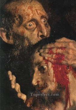 Repin Art Painting - Ivan the Terrible and His Son dt2 Russian Realism Ilya Repin