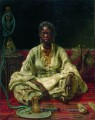 negress 1876 Ilya Repin