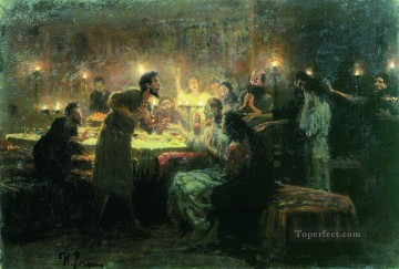 Ilya Repin Painting - if all not i 1896 Ilya Repin