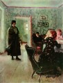 not expected 1898 Ilya Repin