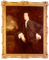 Portrait Of Sir William Lowther 3rd Bt Joshua Reynolds