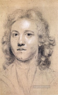 Seventeen Art - Portrait Of The Artist Aged Seventeen Joshua Reynolds