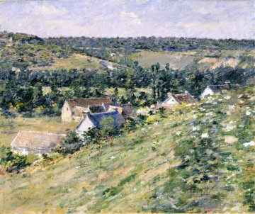 Theodore Robinson Painting - Giverny Theodore Robinson