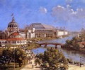 Worlds Columbian Exposition Theodore Robinson