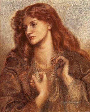 Alexa Wilding Pre Raphaelite Brotherhood Dante Gabriel Rossetti Oil Paintings