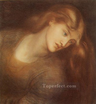 Aspecta Medusa Pre Raphaelite Brotherhood Dante Gabriel Rossetti Oil Paintings