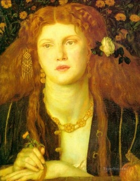 Bocca Baciata Pre Raphaelite Brotherhood Dante Gabriel Rossetti Oil Paintings