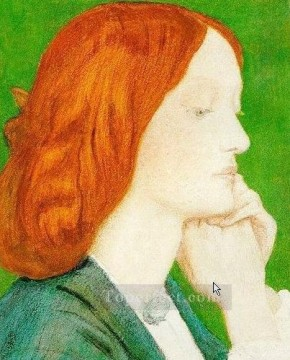 Elizabeth Siddal Pre Raphaelite Brotherhood Dante Gabriel Rossetti Oil Paintings