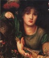 My Lady Greensleeves Pre Raphaelite Brotherhood Dante Gabriel Rossetti