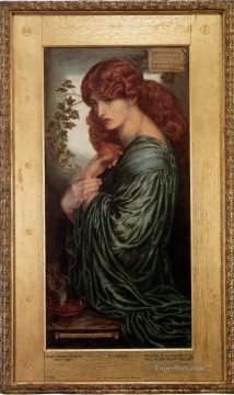 Prosperine Pre Raphaelite Brotherhood Dante Gabriel Rossetti Oil Paintings
